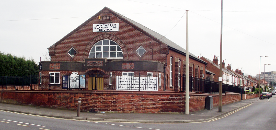 About Doncaster Evangelical Church